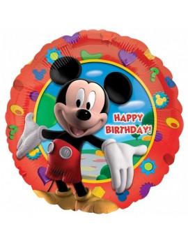 """Palloncino Tondo Mickey Mouse 18"""""""
