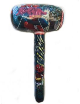 Gonfiabile in PVC Martello Spiderman