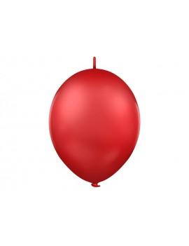 Palloncini Lattice Link Rossi