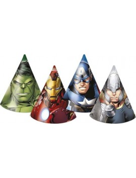 Cappellini Avengers (8 pz)