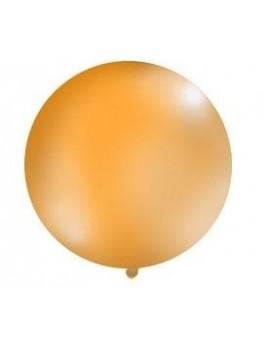 Pallone Gigante in Lattice Colore Arancione (1 mt)