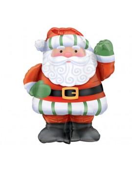 Palloncino Super Shape Babbo Natale