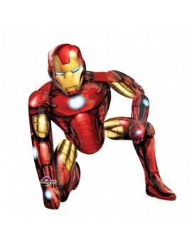 Palloncino Iron Man AirWalkers Gigante