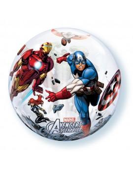 "Palloncino Bubble Avengers da 22"""