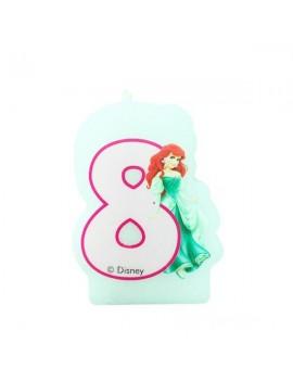 Candeline delle Principesse Disney n° 8