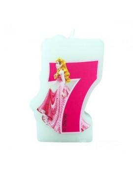 Candeline delle Principesse Disney n° 7