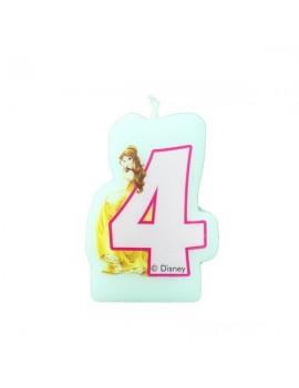 Candeline delle Principesse Disney n° 4
