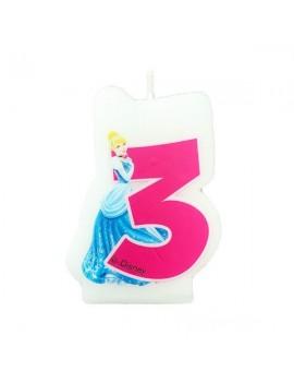 Candeline delle Principesse Disney n° 3