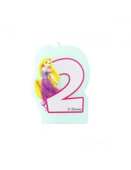 Candeline delle Principesse Disney n° 2