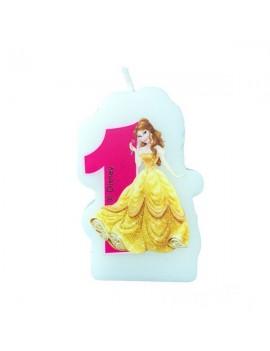 Candeline delle Principesse Disney n° 1
