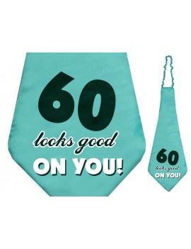 Cravatta Tiffany per 60 anni