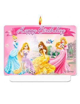 Candela Happy Birthday Principesse Disney (1 pz)