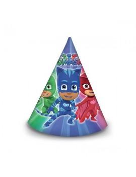 Cappellini Pj Masks - Superpigiamini (6 pz)