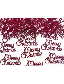 Confetti Decorativi Merry Christmas