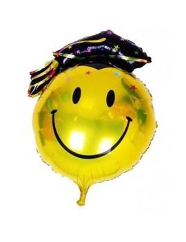 Palloncino Shape Smile Laurea 66 cm