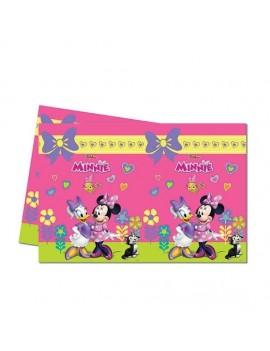 Tovaglia in Plastica Minnie Mouse Happy Helpers