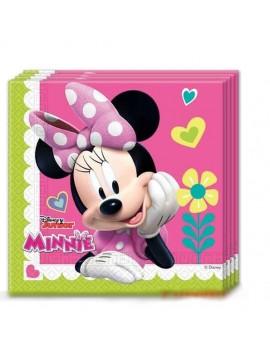 Tovaglioli di Carta Minnie Happy Helpers (20 pz)