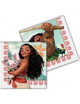 Tovaglioli di Carta Oceania Disney (20 pz)