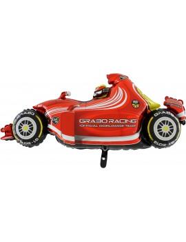 Palloncino Formula Uno Rossa in Mylar
