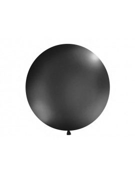 Pallone Gigante in Lattice Colore Nero (1 mt)
