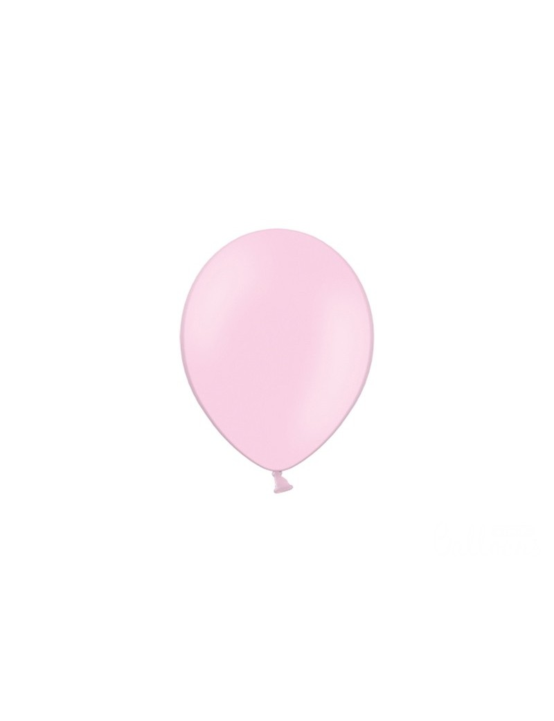 """Palloncini in Lattice Rosa Baby 5"""" da 50 pz"""