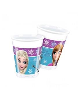 Bicchieri Frozen Northern Light da 200 ml (8 pz)