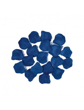 Petali Colore Blu in Velluto