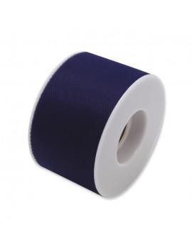 Tulle 5 cm x 50 mt colore Blu