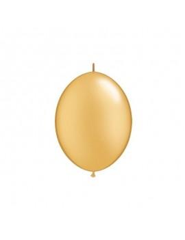 Palloncini Lattice Link Oro Metallizzato