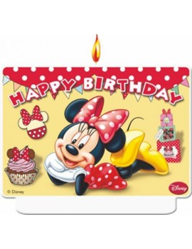 Candelina Minnie Mouse Boutique Happy Birthday