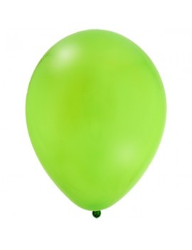 "Palloncini in Lattice Verde Mela 5"" da 50 pz"