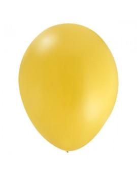 "Palloncini in Lattice Gialli 5"" da 50 pz"