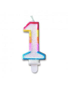 Candelina Numero 1 (Sweet)