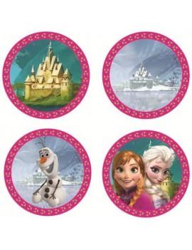 Confetti Decorativi Tondi Frozen
