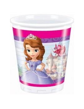 Bicchieri Sofia la Principessa da 200ml (8 pz)