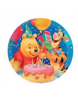 Piatti Winnie The Pooh da 23 cm (10 pz)