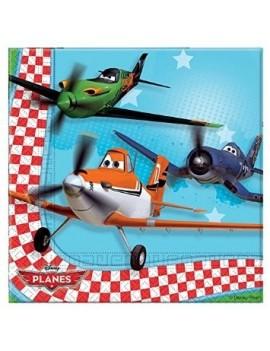 Tovaglioli di Carta Disney Planes (20 pz)